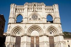 Собор Cuenca - Испания Стоковое фото RF
