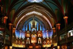 собор dame du notre Стоковая Фотография