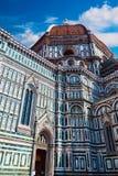 Собор Duomo в Флоренсе Италии Стоковые Фото