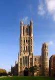 собор ely Англия cambridgeshire Стоковые Изображения RF