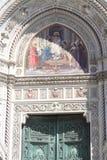 собор florence Стоковые Фотографии RF