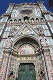 собор florence Стоковое Изображение