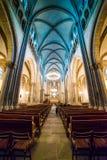 собор geneva Стоковое Изображение RF
