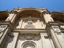 собор granada Стоковое Изображение