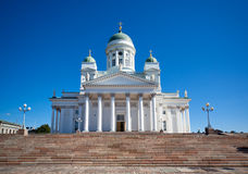 собор helsinki Стоковая Фотография RF