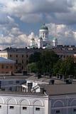собор helsinky Стоковые Фото
