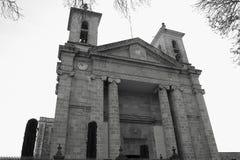 Собор II Tulancingo стоковая фотография rf