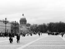 Собор Isaacs Святого, Санкт-Петербург Стоковая Фотография RF
