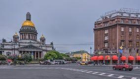 Собор Isaakievsky стоковая фотография