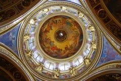 собор isakievsky стоковая фотография rf