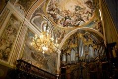 собор jaca Стоковое Изображение RF
