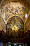 собор jaca Стоковое Фото