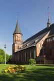 собор kaliningrad Стоковое Фото