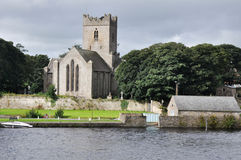 Собор Killaloe, Ирландия стоковая фотография rf