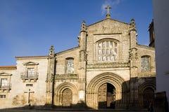 Собор Lamego Португалия Стоковая Фотография