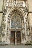 Собор Lausanne Стоковая Фотография