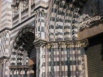 собор lorenzo san Стоковое Фото