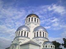 Собор Nevsky, Kamenets-Podolskiy, Украина Стоковое Изображение