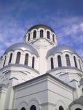 Собор Nevsky, Kamenets-Podolskiy, Украина Стоковое Изображение RF