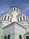 Собор Nevsky, Kamenets-Podolskiy, Украина Стоковые Фото