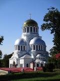 Собор Nevsky, Kamenets-Podolskiy, Украина Стоковые Изображения RF