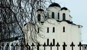 Собор Nikolo-Dvorishchensky Стоковое Изображение