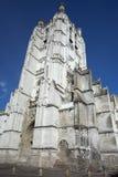 Собор Omer святой, франция Стоковые Фото