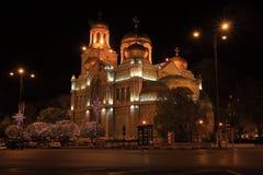 Собор Ortodox Стоковое Изображение RF
