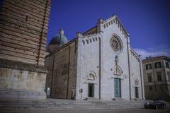 Собор Pietrasanta Стоковое фото RF