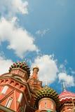 собор pokrovsky Стоковые Изображения