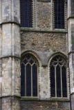 Собор Rochester Англия Великобритания Стоковое Изображение