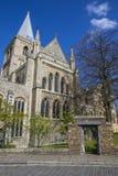 Собор Rochester в Кенте Стоковые Фотографии RF