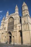 Собор Rochester в Кенте Стоковая Фотография RF