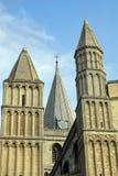 собор rochester Стоковое Фото
