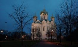 Собор ` s Катрина в Tsarskoe Selo Стоковые Фото