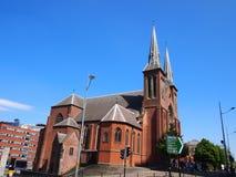 Собор ` s St Чада в Бирмингеме, Англии Стоковые Изображения RF