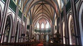 Собор ` s St Mary, Янгон Стоковое Изображение