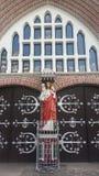 Собор ` s St Mary, Янгон Стоковые Изображения