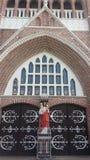 Собор ` s St Mary, Янгон Стоковые Изображения RF