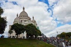 Собор Sacre Coeur Стоковые Фото