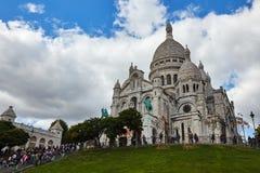 Собор Sacre Coeur Стоковое Изображение