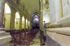 Собор Sant Agata стоковое фото rf