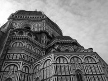 Собор Santa Maria del Fiore в Флоренсе Стоковая Фотография