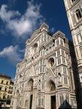 Собор Santa Maria del Fiore и колокольня Стоковые Изображения RF