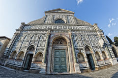 Собор Santa Maria del Fiore, Флоренс, Италия Стоковое фото RF
