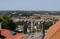 Собор Sao Francisco, Evora, Португалии Стоковое Изображение