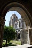 Собор Sao Francisco, Evora, Португалии Стоковая Фотография RF