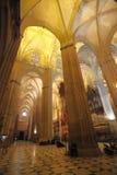 собор seville Испания Стоковые Изображения