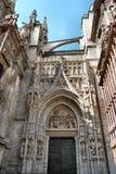 собор seville Стоковая Фотография RF