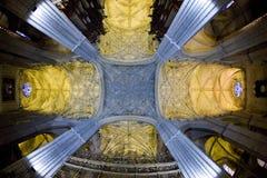 собор seville Стоковое Изображение